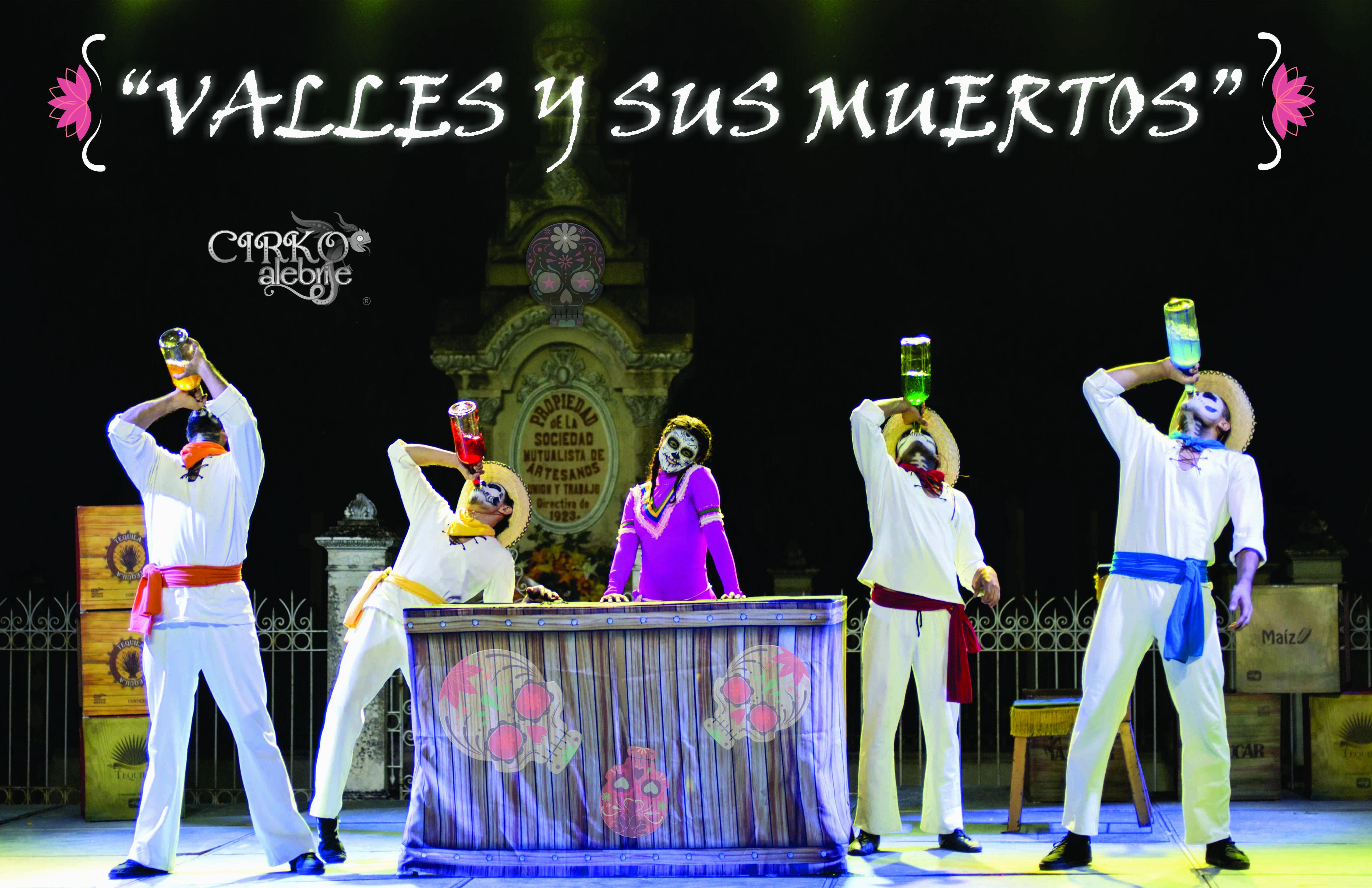 VALLES Y LOS MUERTOS